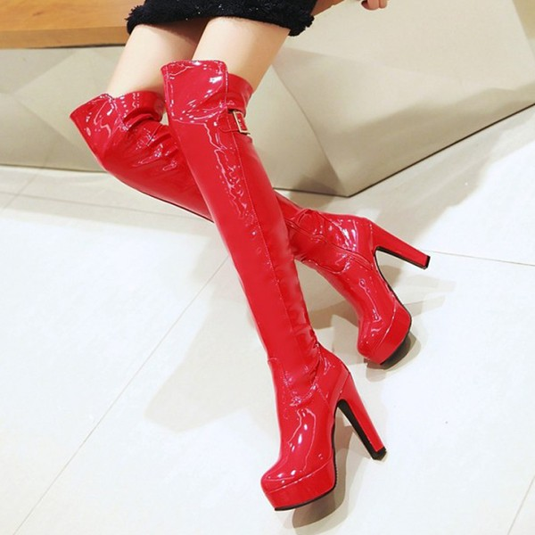 Stripper shoes boots