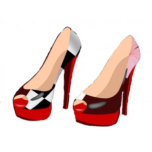 Kardier Pump Women High Heel