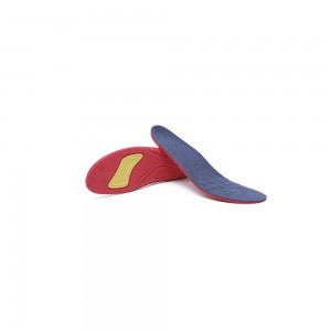 Navy and Red Comfortable Insoles