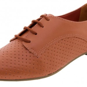 Women's Vintage Oxfords Lace Up Comfortable Flats