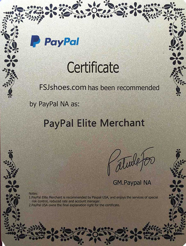 paypal recommend